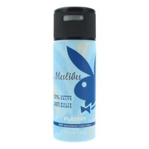 Playboy Malibu Deodorant Spray 150ml