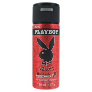 Playboy Vegas Deodorant Spray 150ml