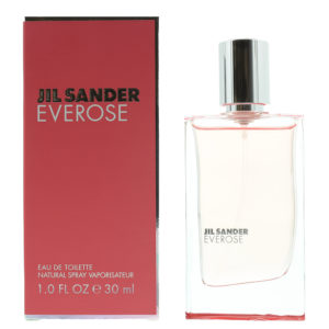 Jil Sander Everose Eau de Toilette 30ml