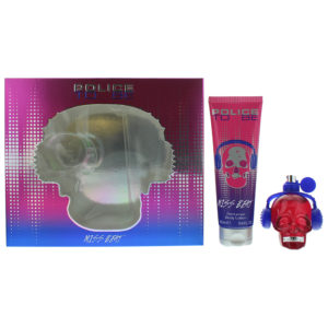 Police Miss Beat Eau de Parfum 2 Pieces Gift Set