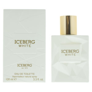 Iceberg White Eau de Toilette 100ml