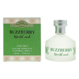 Designer French Collection Buzzberry North End Eau de Toilette 100ml