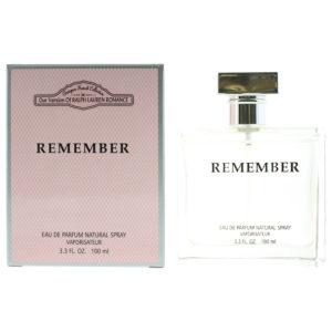 Designer French Collection Remember Eau de Parfum 100ml
