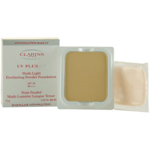 Clarins UV Plus Multi Light Everlasting SPF 30 Powder Foundation 12g