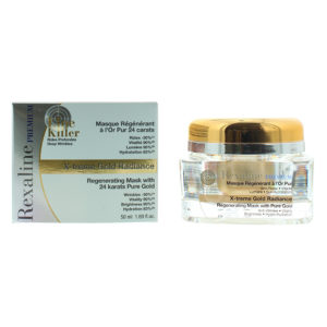 Rexaline Premium X-treme Gold Radiance Regenerating Mask With Pure Gold 50ml