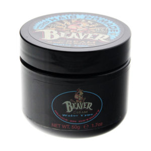 Cock Grease Beaver Water Base Pomade 50G