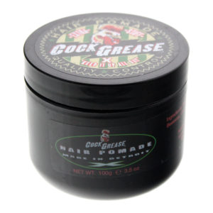 Cock Grease Extra Stiff Pomade 100G