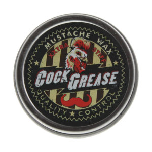 Cock Grease Mustache Wax 15G
