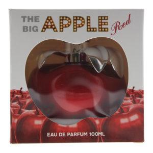 The Big Apple Red Apple Eau De Parfum 100ML
