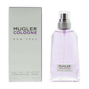 Mugler Cologne Run Free Eau de Toilette 100ml