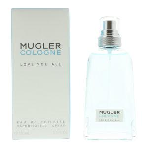 Mugler Cologne Love You All Eau de Toilette 100ml