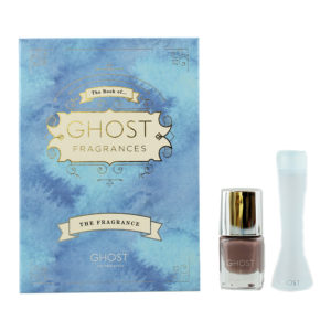 Ghost Eau de Toilette Gift Set : Eau de Toilette 5ml - Nail Polish 5ml