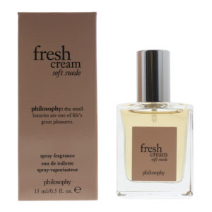 Philosophy Fresh Cream Soft Suede Eau De Toilette 15ML