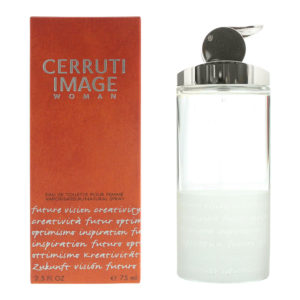 Cerruti Image Women Eau De Toilette 75ml