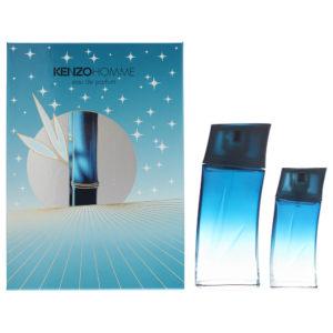 Kenzo Homme 2 Piece Set -  Eau De Parfum 100ml -  Eau De Parfum 30ml
