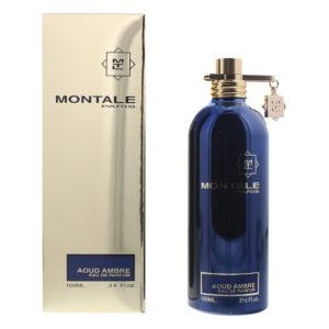 Montale Aoud Ambre Eau De Parfum 100ml