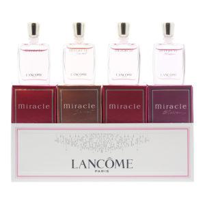 Lancôme Miracle 4 Piece Eau De Parfum 5ML Eau De Parfum 5ML Eau De Parfum 5ML Eau De Parfum 5ML