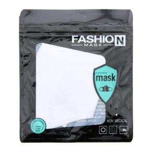 Fashion Reusable White Mask