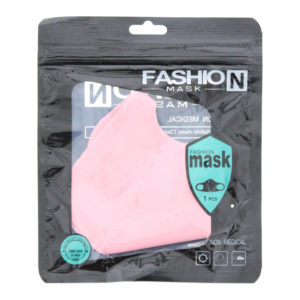 Fashion Reusable Pink Mask