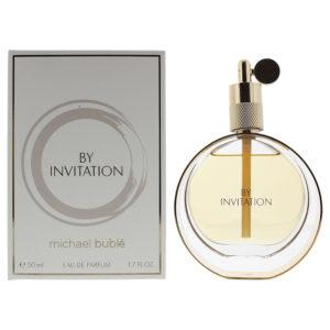 Michael Bublé By Invitation   Eau De Parfum 50ml