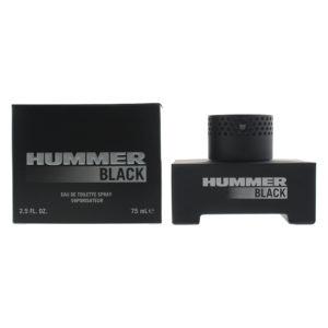 Hummer Black Eau De Toilette 75ml