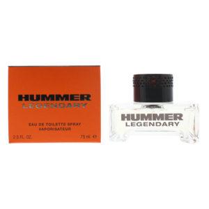 Hummer Legendary Eau De Toilette 75ml