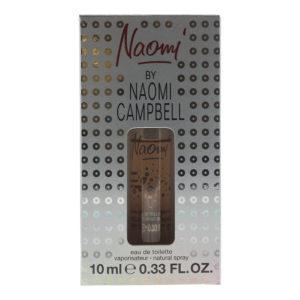 Naomi Campbell Eau De Toilette 10ml