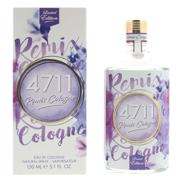 4711 Remix Lavender edition Eau De Cologne 150ml