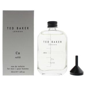 Ted Baker Cu Refill Eau De Toilette 50ml