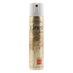 L'oreal Elnett Normal Strength Satin Hairspray 75ml