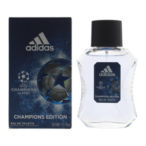 Adidas UEFA Champions League Champions Edition Eau De Toilette 50ml