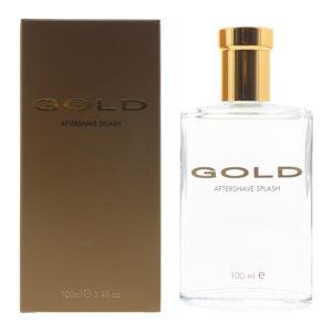 Parfums Bleu Limited Gold Aftershave Splash 100ml