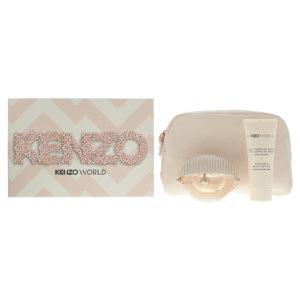 Kenzo World Eau de Toilette 2 Pieces Gift Set