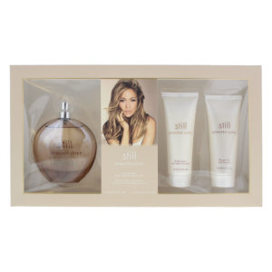 Jennifer Lopez Still 3 Piece Eau De Parfum 100ML Shower Gel 75ML Body Lotion 75ML