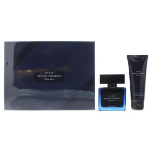 Narciso Rodriguez Blue Noir 2 Piece Eau De Parfum 50ML Shower Gel 75ML