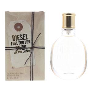 Diesel Fuel For Life Femme Eau De Parfum 30ml