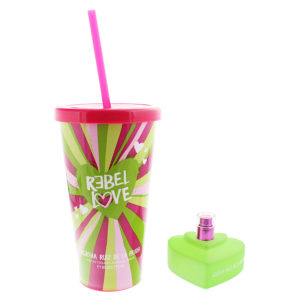 Agatha Ruiz De La Prada Rebel Love Smoothie Collector Edition Eau De Toilette 80ml