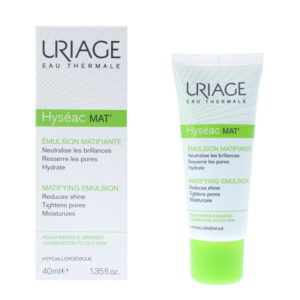 Uriage Hyséac Mat' Mattifying Combination To Oily Skin Emulsion 40ml