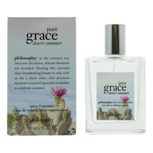 Philosophy Pure Grace Desert Summer Eau de Toilette 60ml