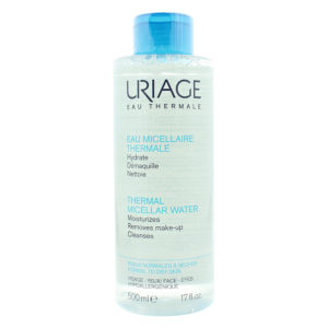 Uriage Thermale For Normal To Dry Skin Micellar Water 500ml