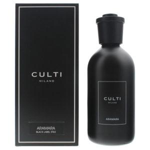 Culti Milano Black Label Stile Aramara Diffuser 500ml
