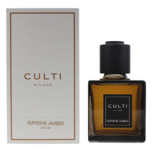 Culti Milano Decor Supreme Amber Diffuser 250ml