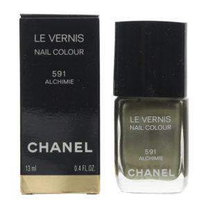 Chanel Le Vernis #591 Alchimie Nail Colour Polish 13ml