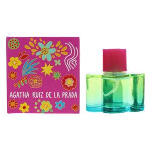 Agatha Ruiz De La Prada Flor De Fantasia Eau De Toilette 100ml