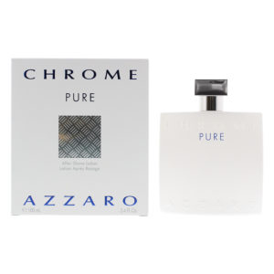 Azzaro Chrome Pure Aftershave Lotion 100ml