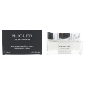 Mugler Les Exceptions Nourishing Body Cream 200ml