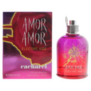 Cacharel Amor Amor Electric Kiss Eau De Toilette 100ml