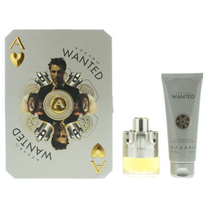 Azzaro Wanted Eau de Toilette 2 Pieces Gift Set