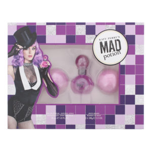 Katy Perry Mad Potion 2 Piece Set - Eau De Parfum 30ml - 2 x 100g Bath Bomb