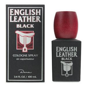 Dana English Leather Black Cologne 100ml